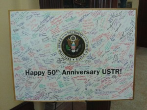 ustr happy aniversary