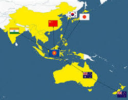 RCEP map from IPW